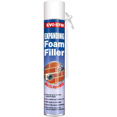 EVO-STIK Expanding Foam Filler