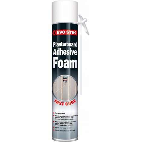 EVO-STIK Plasterboard Adhesive Foam