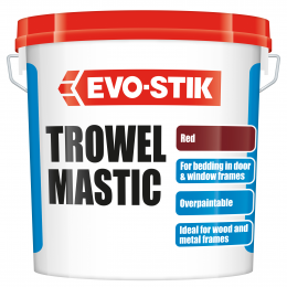 Trowel Mastic Red
