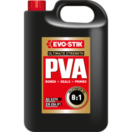 Ultimate strength PVA