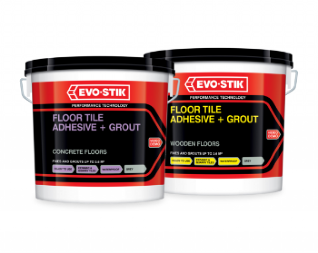 Floor tile adhesive & grouts